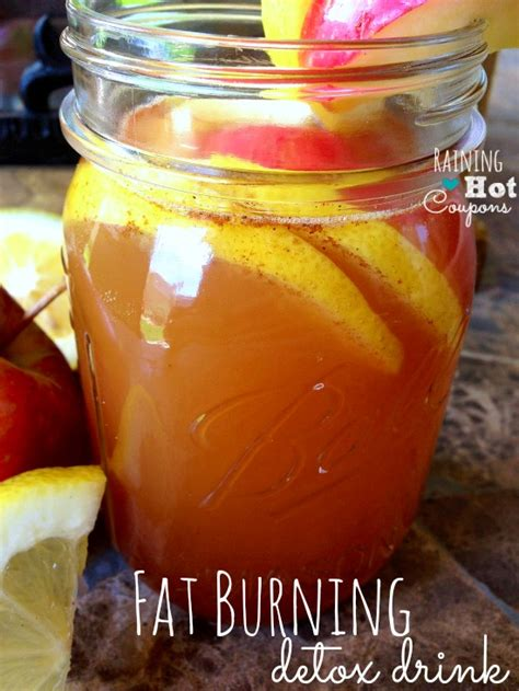Fast Burning Detox Water by Burning Detox Drink Recipe