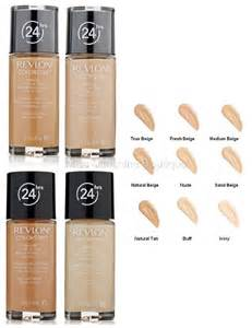 revlon color stay revlon colorstay foundation 150 buff combination skin