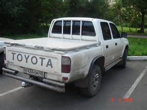2001 Toyota Hilux For Sale 2001 Toyota Hilux Up For Sale