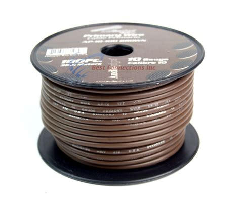 7 way trailer wire light cable for harness led 100ft each