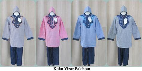 Grosir Baju Anak Setelan Koko Turki Katun Usia 1 3th pusat grosir baju koko vizar pakistan anak terbaru murah 56ribu