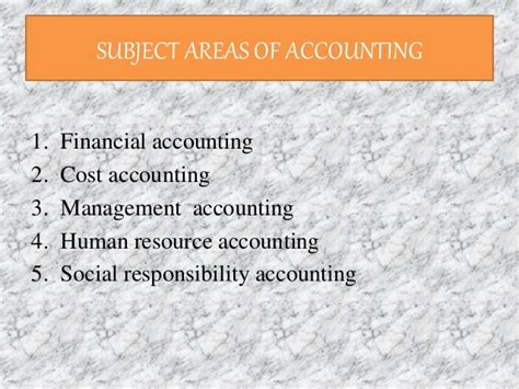 Mba Accounting by Agri Mba Accounting Ppt By Sanchayan