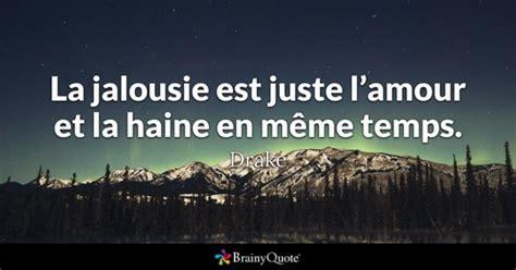 la jalousie vous tuera jalousie citations