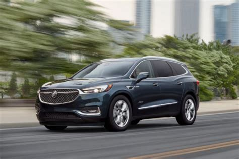 2020 Buick Enclave Changes by 2020 Buick Enclave Changes Specs Price And Release Date
