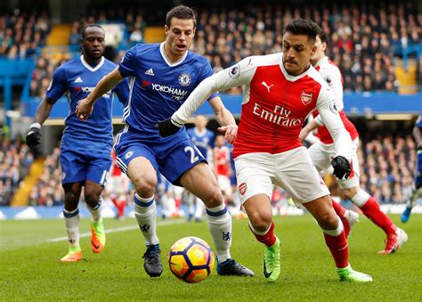 alexis sanchez vs chelsea three key battles that could decide the fate of the fa cup