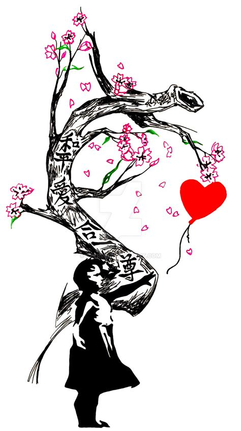 plur bansky design by ezerin on deviantart