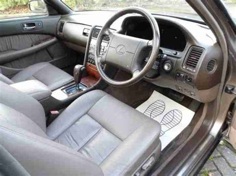 service manual repair anti lock braking 1991 lexus ls transmission control service manual
