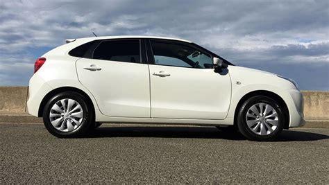 Suzuki Baleno Hatchback Suzuki Baleno 2016 New Car Sales Price Car News