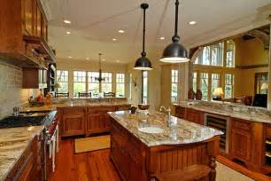open floor plans with large kitchens house plans with large kitchen island sarkemnet large open floor plans well open kitchen floor