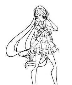 stella color winx club coloring pages stella coloring europe