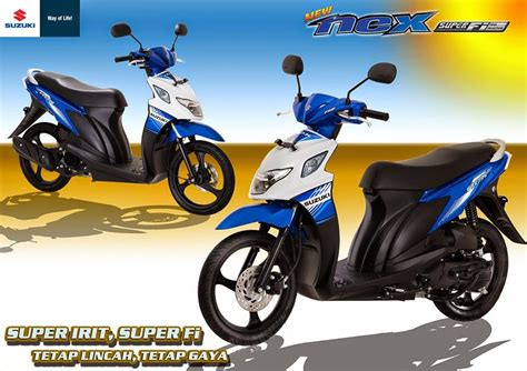 Spare Part Suzuki Nex kelemahan dan kekurangan suzuki nex laskar suzuki
