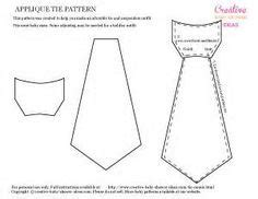 Bow Tie Onesie Template by Bow Tie And Braces Applique Template Diy Make Your Own