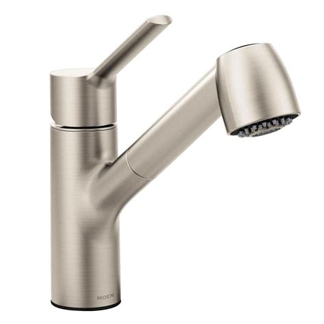 home depot kitchen faucets moen