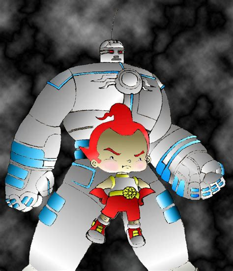 big guy and rusty the boy robot fan page