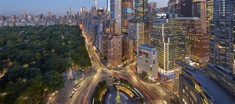 New York hotel de luxo 5 estrelas manhattan mandarin