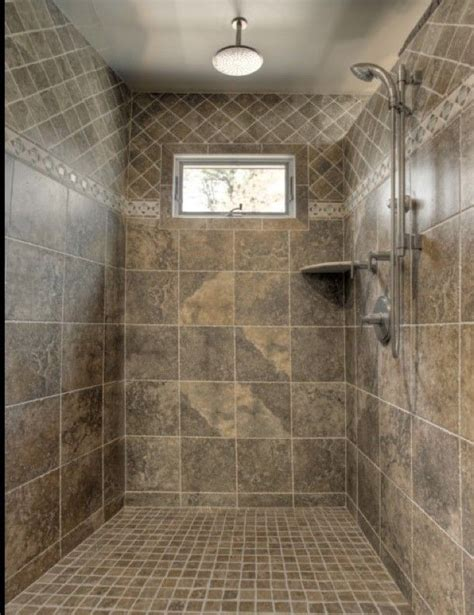 bathroom tile ideas for showers the walk in showers adds to the beauty of the bathroom and