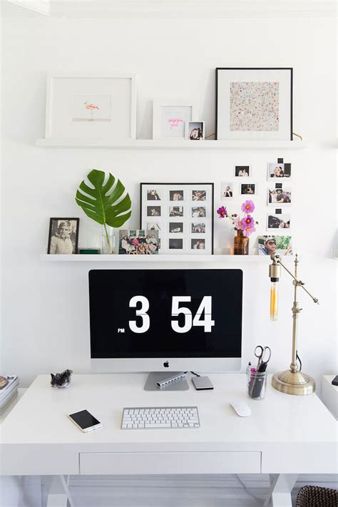 12 chic desk organizing ideas to kick a clutter free