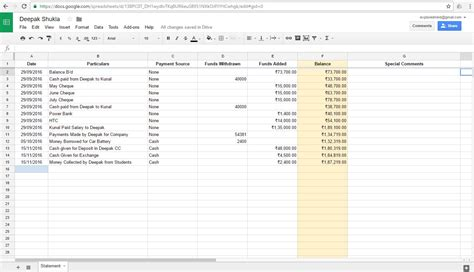Types Of Spreadsheet by How To Programatically Access Spreadsheet File Name