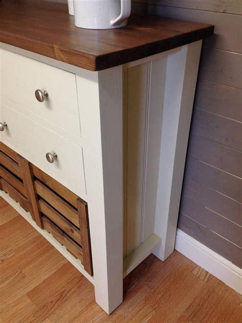 kitchen island unit ebay new solid pine sideboard kitchen island unit shabby chic