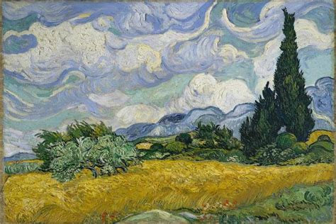 Landscape Paintings Gogh Landscape Artists Who Inspire Contemporary Landscape Painting