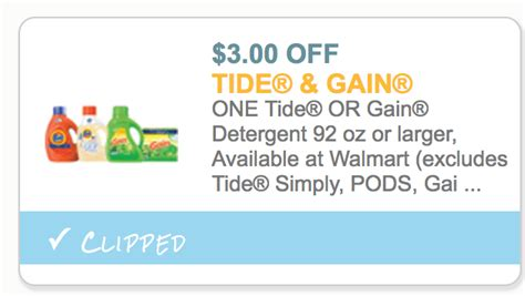 printable gain coupons hot new 3 off tide or gain detergent coupon the harris