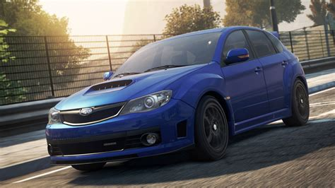 subaru cosworth impreza subaru cosworth impreza sti cs400 at the need for speed