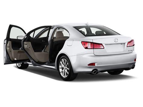 image 2012 lexus is 250 4 door sport sedan auto rwd open