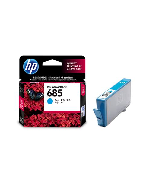 Cartridge Original Hp 685 Hp 685 Hp685 Magenta Cz123aa digital bridge limited