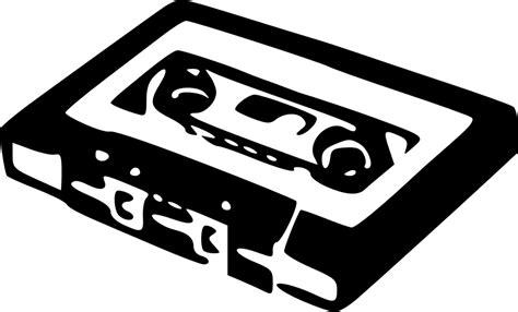 cassette musica free vector graphic cassette audio sound