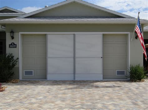 Aluminum Air Intake Vent Cool My Garage Garage Door Vents