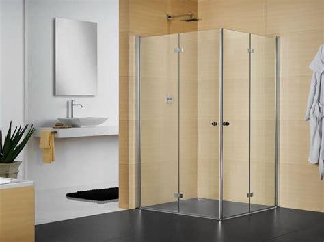 box doccia in cristallo prezzi box doccia in cristallo con porte a soffietto multi s 4000