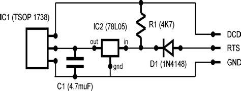 capacitor no receptor remoto para pc taringa