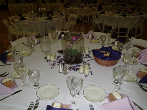 full service table setting with toasting flutes the chef