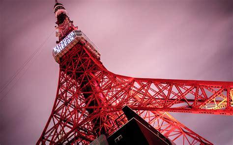 Tokyo Vs Grey Mt 1 Tokyo Tower Tokyo Japan Wallpaper