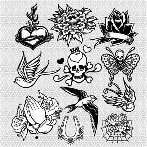 simple tattoo flash simple flash designs www pixshark images