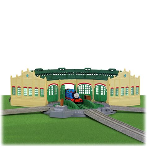 Trackmaster Tidmouth Sheds by Object Moved