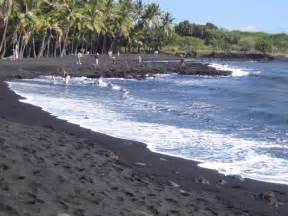 Black Sand Beaches Hawaii by Black Sand Beaches Viewing Gallery