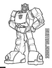 bumblebee transformer coloring boys printable fun coloring pages kids