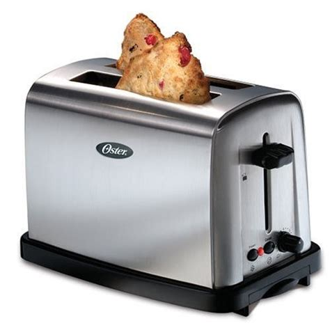 Best Affordable Toaster Cheap Oster 6325 2 Slice Toaster Brushed Stainless