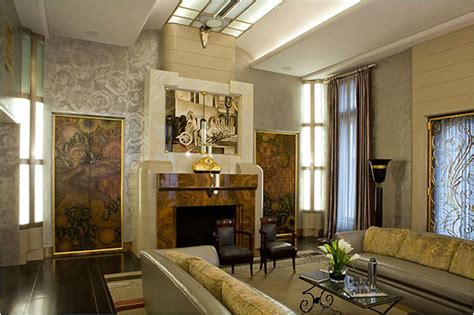 Art Deco Interiors | tips for art deco interior design interior design