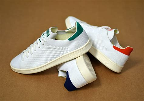 adidas stan smith color primeknit returns to the adidas stan smith in og colors