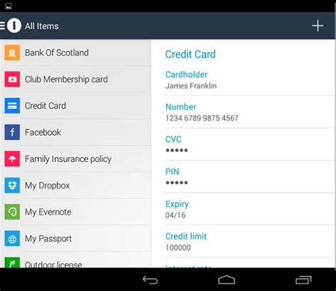 best secure password manager best password managers for android keep your passwords