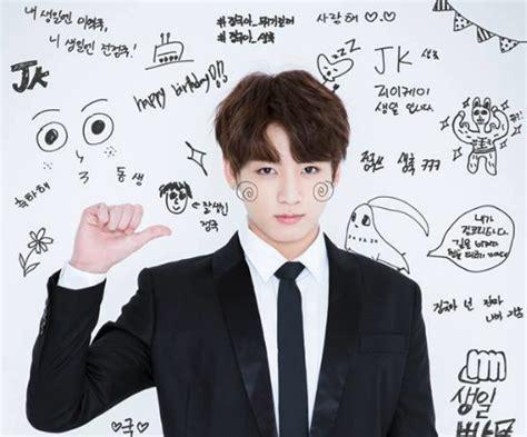 tulisan korea kim namjoon bts den jungkook doğum g 252 n 252 214 zel hayalleri ve dahası