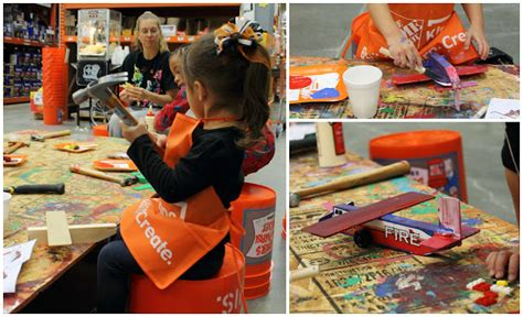make it cozee free home depot workshop tomorrow