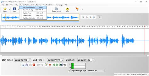 free download mp3 cutter for windows 7 64 bit download simple mp3 cutter joiner editor 1 1