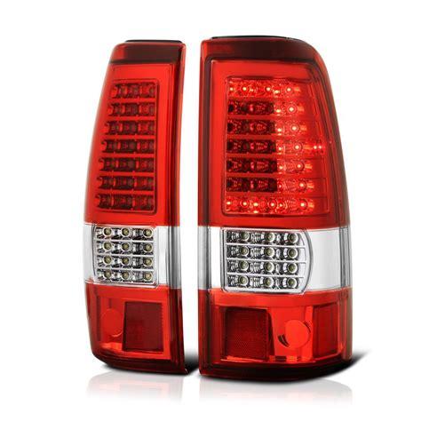 chevy silverado stepside led tail lights 03 06 chevy silverado 04 06 gmc sierra non stepside c