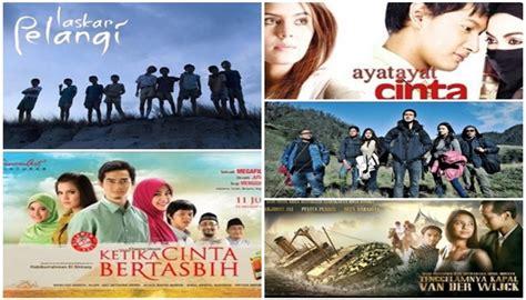 film indonesia yang membuat sedih 5 film indonesia yang diadaptasi dari novel populer