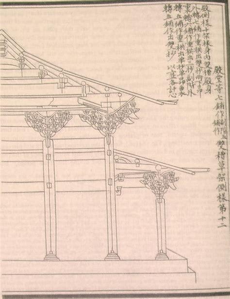 diagram   corbel wood bracket sets dougong