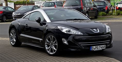 peugeot rcz 2012 2012 peugeot rcz pictures information and specs auto