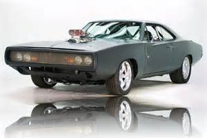How Fast Does A Dodge Charger Go Vin Diesel S 1970 Dodge Charger Rt Quot Fast And Furious Quot Car